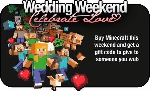 Minecraft - Kauft Minecraft und bekommt Minecraft kostenlos dazu