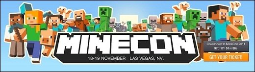 Minecraft - Minecon bekommt einen eigenen Trailer