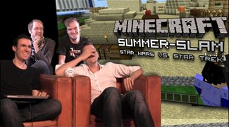 Minecraft Summer Slam - Luke vs. Picard - Teil 1: Star Wars vs. Star Trek: Wer gewinnt?