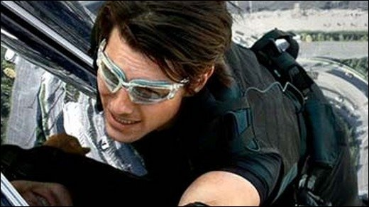 Mission: Impossible - Phantom Protokoll - Der Trailer, should you chose to accept it