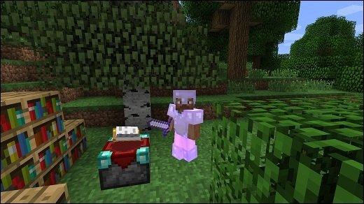 Minecraft: Mojang heuert Mod-Entwickler an
