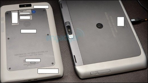 Motorola - Xoom 2: Weihnachtsgeschenk mit Android 3.2 für 400 Euro