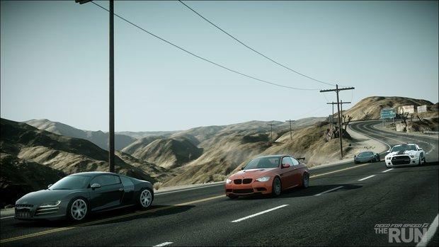 Need for Speed: The Run - Trailer zur Story veröffentlicht