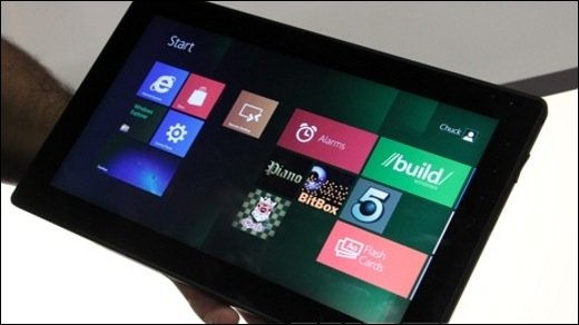 Nvidia Kal-El - Video: Erstes Kal-El-Tablet mit Windows 8