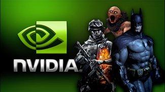 Nvidia - Neue Treiber für Battlefield 3, Rage und Batman