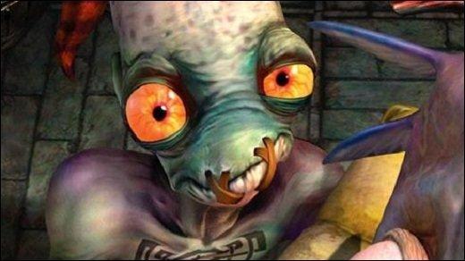 Oddworld - Abe kriegt HD-Rendering