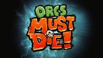 Orcs Must Die! - Pfeilwand im Fokus des neuen Trailers