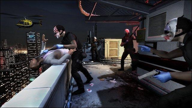 PAYDAY: The Heist - Koop-Shooter kommt später