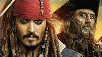 Pirates of the Caribbean:Fremde Gezeiten - Auf Halbmast in die Flaute