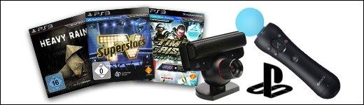 Playstation Move - PS3 Werbung baut erschreckend echtes Holodeck nach