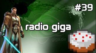 Podcast - radio giga #39 - radio giga #39 - Super Sony Bros., Assassin's Creed 3 Szenario, Star Wars: The Old Republic