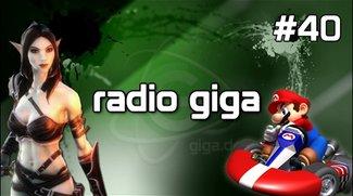 Podcast - radio giga #40 - radio giga #40 - C&amp&#x3B;C: Alliances, VGAs 2011, Kingdoms of Amalur, Mario Kart 7, NeverDead