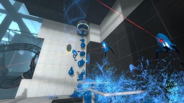Portal 2 - Neue Szenen aus VGA-Trailer aufgetaucht
