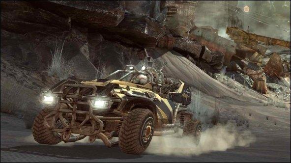 RAGE - Demo ab sofort auf Xbox Live