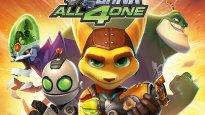 Ratchet &amp&#x3B; Clank: All 4 One - Release-Date und Pre-Order-Boni bekannt