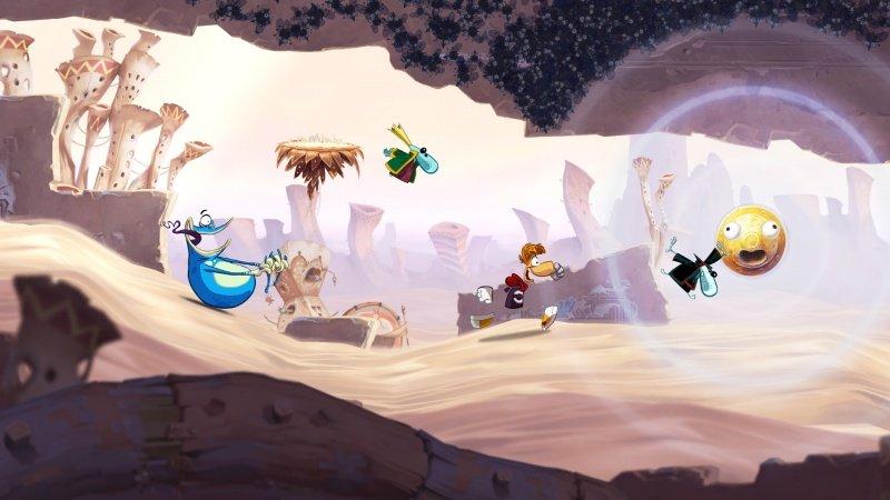 Rayman Origins: War eigentlich für die Wii U geplant
