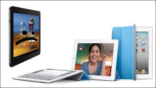 Rechtsstreit - Samsung will iPad-Geschmacksmuster löschen lassen