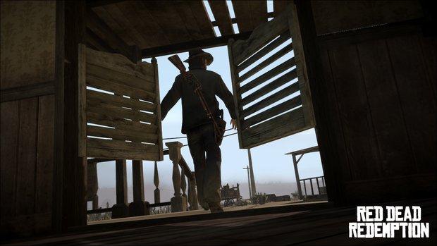 Red Dead Redemption - BBFC listet GotY Edition