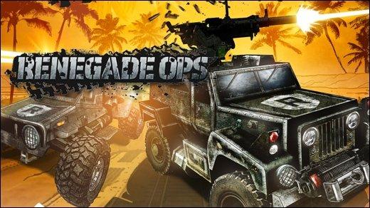 Renegade Ops Gameplay - GIGA Gameplay - Renegade Ops