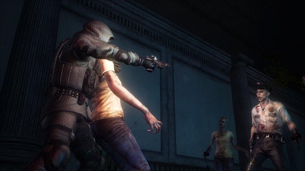 Resident Evil - Operation Raccoon City: Das US Spec Ops Team im actionreichen CGI Trailer