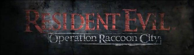 Resident Evil: Operation Raccoon City - E3 Trailer zeigt actiongeladene CG Szenen