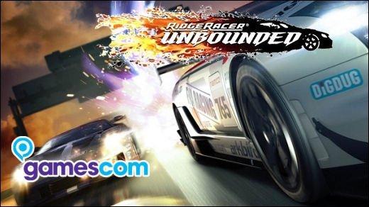 Ridge Racer: Unbounded - Gamescom Video-Vorschau