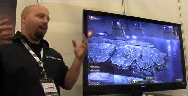 Rift: Akylios in Hammerhall enthüllt - Adam Gershowitz zeigt uns auf der gamescom den Boss der Bosse
