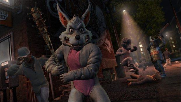 Saints Row - The Third: Volition bastelt an Mod-Tools