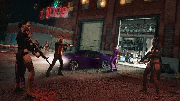 Saints Row - The Third: Mitterweile 5,5 Millionen Mal verkauft