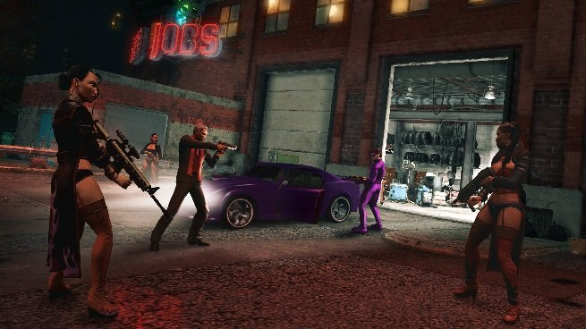 Saints Row - The Third: Zwei neue DLCs zum Open-World Titel