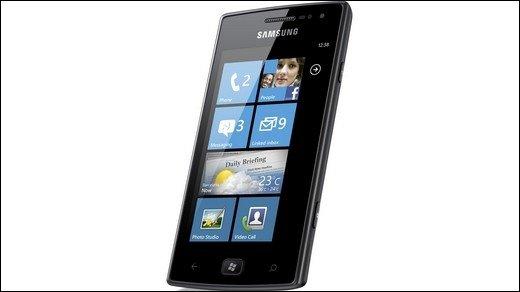 Samsung Omnia W - Erstes Phone 7 Mango-Smartphone von Samsung