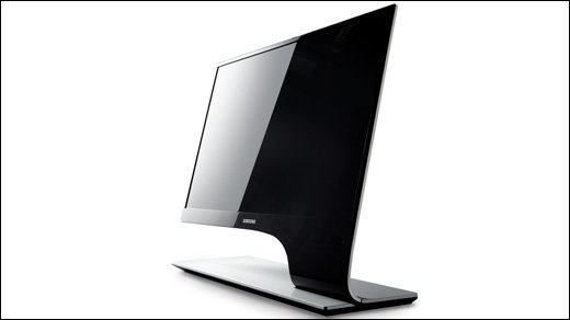 Samsung  - SyncMaster S27A950D wandelt 2D in 3D um