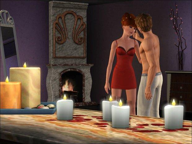 Sims 3 - Mit dem neuen Zusatzinhalt wirds romantisch