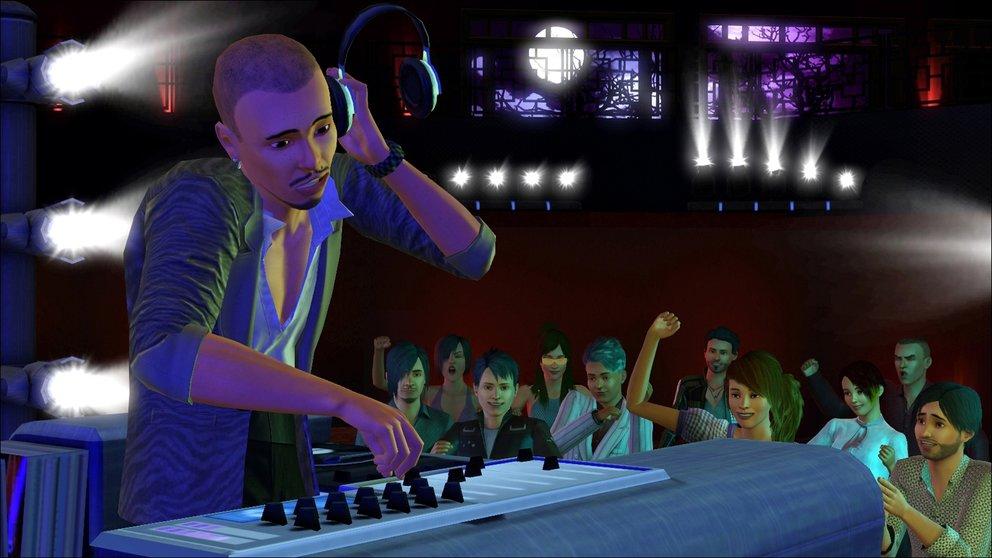 Sims 3: Showtime - Die Lebenssimulation bekommt ein weiteres Add-On