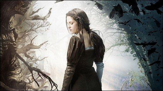 Snow White and the Huntsman - Beeeella als Schneewittchen!