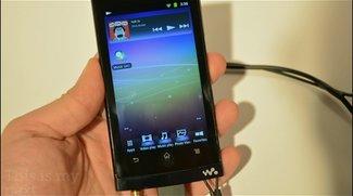 Sony - Konkurrenz für den iPod: Der Walkman auf der IFA