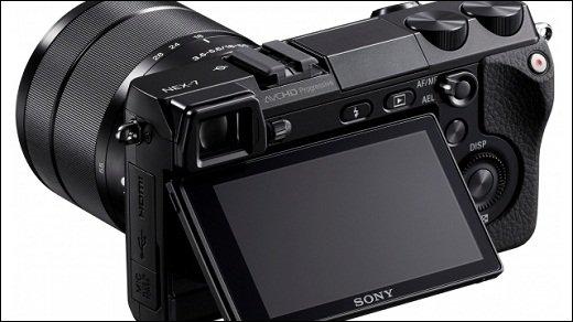 Sony NEX - Neue Top-Modelle NEX-5N und NEX-7 erweitern Systemkamera-Serie