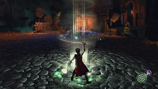 Sorcery: Story-Trailer zum PS Move Titel