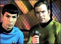 Star Trek - Spock und Kirk zurück auf die Monitore