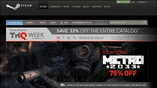 Steam - THQ-Woche auf Steam