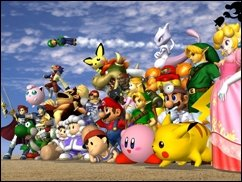 Super Smash Bros. Brawl geht weg wie warme Würstchen