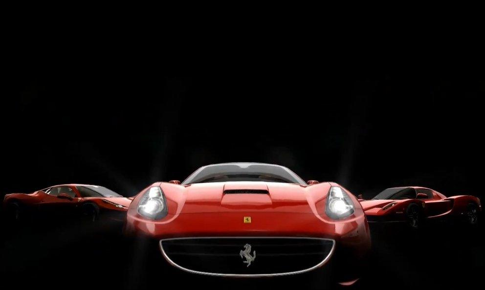 Test Drive: Ferrari - Neues Futter für Ferrari Fans im März