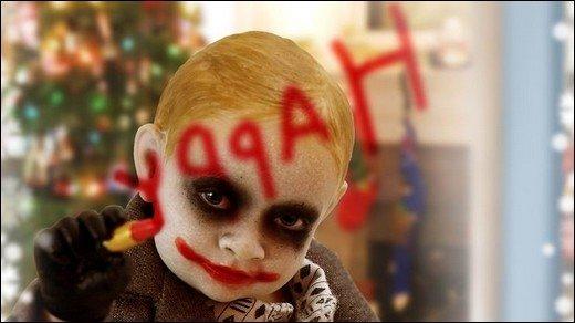 The Dark Knight & Iron Man - Der Joker als Babypuppe! Iron Baby!