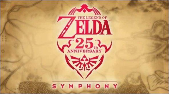 The Legend of Zelda - 25th Anniversary Europa-Konzert hat Datum und Ort