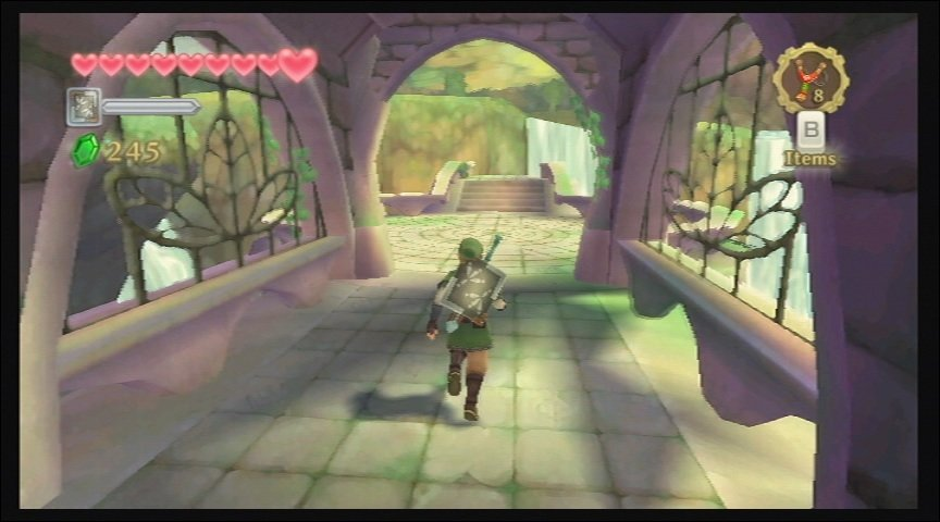 The Legend of Zelda - Nie wieder ohne Bewegungssteuerung?