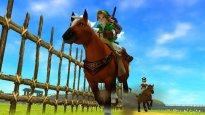 The Legend of Zelda: Ocarina of Time 3D - 3DS-Tasche und Poster für Vorbesteller