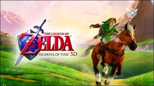 The Legend of Zelda: Ocarina of Time - Test: Der Systemseller für den 3DS ist da!