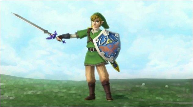 The Legend of Zelda: Skyward Sword - E3-Trailer: Einfach wow!