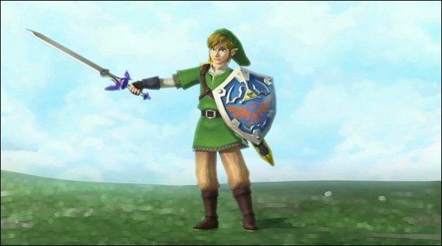 The Legend of Zelda: Skyward Sword - Kein Doppel-Release für Wii und Wii U geplant
