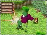 The Legend of Zelda: Spirit Tracks - Schwertstarkes Gameplay
